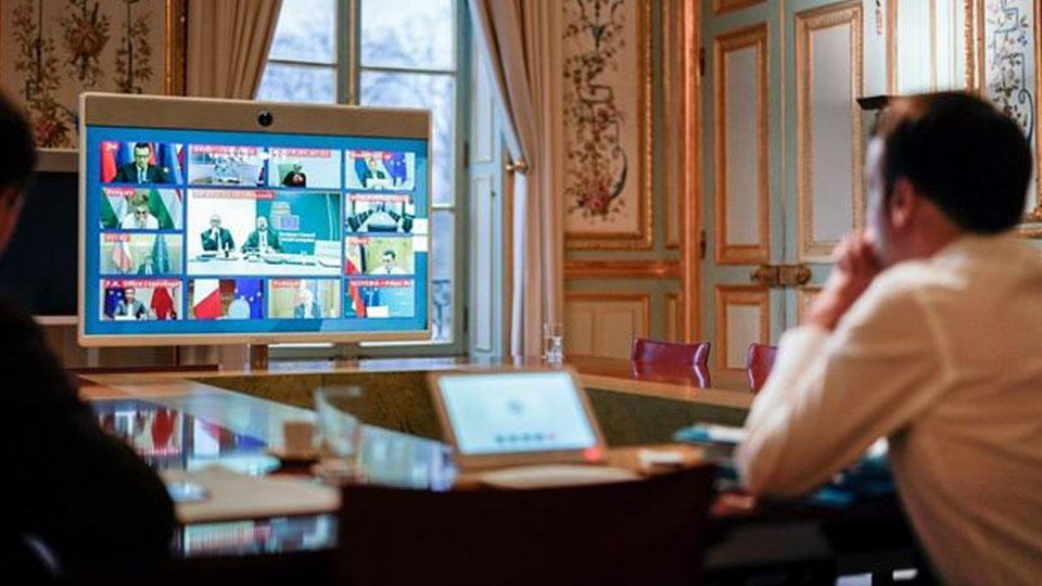 Chaine discours Macron, où regarder l'allocution du 12 ...